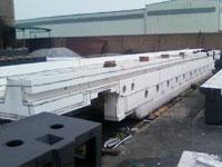 10米立车横梁模型